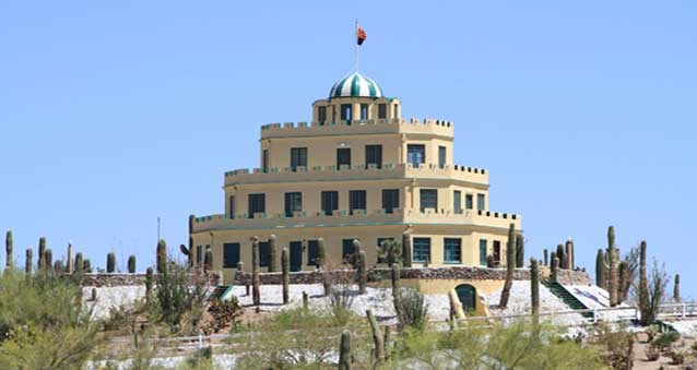 Tovrea Castle- Phoenix Arizona