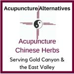 Acupuncture Alternatives